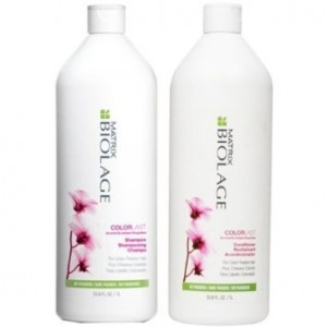 best products for healthy hair Matrix Biolage COLORLAST Shampoo