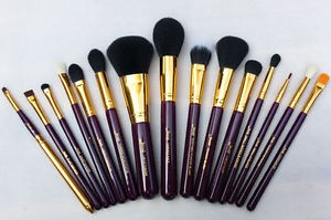 essential beauty tools Premium Synthetic Kabuki Makeup Brush Set